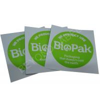 Printing Custom Kiss Cut Adhesive Label UK , Personalized Promotional Adhesive Labels Made For UK Products