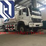 Best Stable Cement Transport Trucks 8x4 Rubber Asphalt Synchronous Chip Sealer wholesale