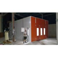 Best Infrared Lamp Heating Spray Booth, Coating Line Equipment wholesale