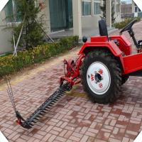 Best China golden supplier tractor driven side sickle bar mower wholesale
