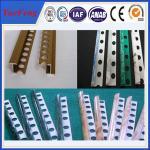 Best OEM aluminium extrusion profile, high precision aluminum cnc aluminium cnc machine milling wholesale
