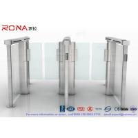 Best CE Approved Speed Gate Turnstile Pedestrian Management Automated Gate Systems wholesale