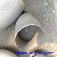 Best Stainless Steel Elbow Pipe ASTM A182 F51 / UNS31803 / 1.4462 DN 15-1500 wholesale