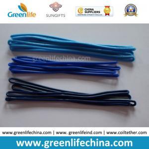 Best Factory Wholesales Stock 2.5x150/180mm 3.0x168mm Eco-friendly Soft PVC Hangers wholesale