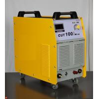 China Inverter AC Air Plasma Cutting Machine , Thermal Dynamics Portable Plasma Cutter on sale