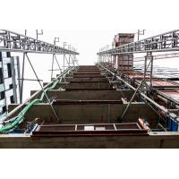 Best Frequency Conversion Construction Material Hoist SC 320 Double Cage 3200kg Capacity wholesale