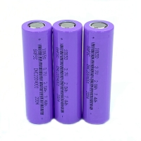 Best ROSH 3.7V 2000mAh 18650 Lithium Ion Battery wholesale