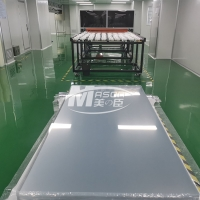 Best 6mm 4x8 Ft ESDAntistatic Acrylic SheetPMMA Plastic Sheet For LCD wholesale