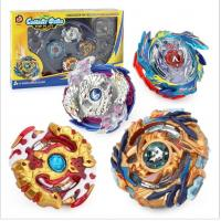Best High Quality Metal Fusion Beyblades Burst Set Gyro with Handgrip Launcher Top Box Bayblade Toys Spinning Top For Kid wholesale