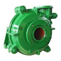 China 10/8 F-AH Single Stage Centrifugal Coal Mining Fly Ash Slurry Pump on sale