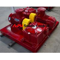 Best Aipu solids high quality well drilling mud mixer on mud tank for sale wholesale