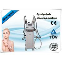 Best Cavitaion RF Cryolipolysis Slimming Machine , body cryo fat freezing Machine wholesale