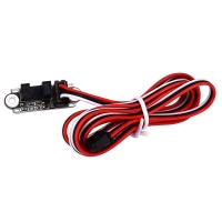 Best 3 Pin Black Optical Endstop Limit Switch Sensor Supporting Cable wholesale