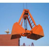 Best Electric Mechanical Grab Bucket, Clamshell Grab Bucket, Grab Bucket For Overhead Crane wholesale