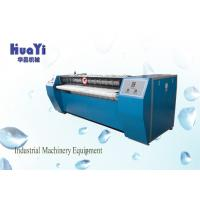 Quality Commercial Laundry Equipments Full Automatic BedSheet Ironing Machine Flatwork Ironer wholesale