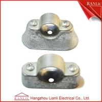 Best 32mm 50mm Conduit Junction Box Cover Distance Saddle For Base Steel , ISO9001 wholesale