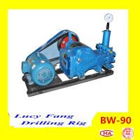 China China Hot Top Quality Portable BW-90 Mud Pump for Diamond Core Drilling with 300 m Depth on sale