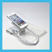 Best COMER anti-theft security alarm acrylic display base for mobile phone magnetic stand wholesale