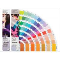 Best 2017 Newest PANTONE FORMULA GUIDE coated, uncoated color guide GP1601N Pantone CU color card with 1867 color codes wholesale