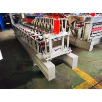Best Z Shape Strip Forming Machine With 2 Tons / Day Production Capacity 1 Year Warranty wholesale