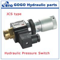 Best 250V JCS Hydraulic Control Parts Copper connection Hydraulic Pressure Switch wholesale