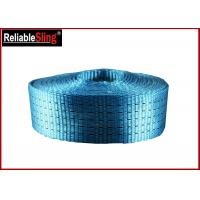 Buy cheap Custom Heavy Duty Soft Polyester Ratchet Strap Webbing, Cargo Lashing Webbing Belt from wholesalers