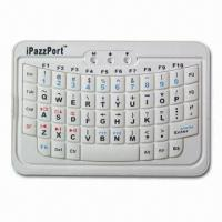 Best Mini Bluetooth Keyboard for iPad, Built-in Rechargeable Lithium-ion Battery wholesale