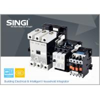 Best DC / AC Magnetic Contactor , 9A - 115A 3P 4P Electrical Magnetic Contactor wholesale