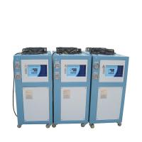 Air Cooled Water Chiller System for Induction Heating Machine