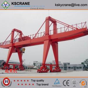 Best A-frame Structural Gantry Crane 40t wholesale
