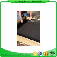 "Best Black Raised Garden Bed Plastic Liner 3"" Liners Are 10"" High Four sizes: 3' x 3', 3' x 6', 4' x 4' and 4' x 8' 1years wholesale"