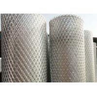 Best Stainless Steel Diamond Expanded Steel Mesh Iso 9001 Certificate For Air Filter wholesale
