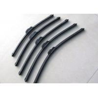 Best Black  22 Inch Universal Wiper Blades U Hook For Summer / Winter wholesale