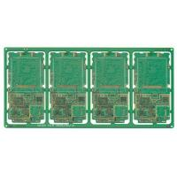 Buy cheap 1.6mm Immersion Gold Single Sided 8 Layer Rigid HDI PCB (1+6+1) For Automobile from wholesalers