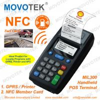 China Movotek rfid terminal for Fuel Card, Membership Card, Gift Card, Game Card on sale