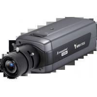 1/3 SONY Super HAD II CCD CCTV Box Cameras WDR , 3D-DNR , 0.001 Lux With OSD