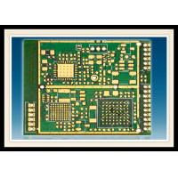 Buy cheap High precision Rigid PCB(2 layers) with ENIG from wholesalers