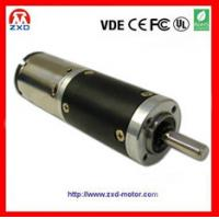 China 28mm dc planetary geared motor on sale