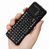 Buy cheap Mini Wireless Bluetooth Keyboard for iPad, Supports Multiple Languages and from wholesalers