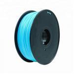 Best Fluorescent Orange HIPS 3d Printer Filament 1.75mm For Makerbot No Odor wholesale