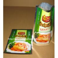 China Compound Aluminium Foil Bag Stand Up Pouches For Pickles / Instant Food on sale