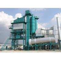 Best Stationary Asphalt Mixing Plant 45 Seconds Mixing Cycle Batch Type With Schneider Electric Parts wholesale