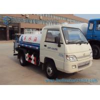 Quality 1000 L - 2000 L 4x2 Drive Small  Fire Fighting Truck,  Foton forland water tank truck, 68hp wholesale