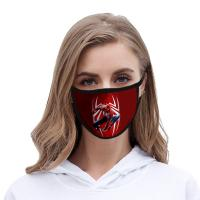 Best Frozen Washable Spiderman cloth Face Mask for adult and kids wholesale