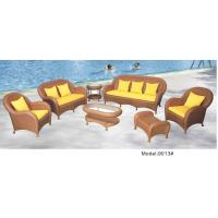Best 6 piece -Tradition Chinese Style garden patio sofa set 7 pieces rattan wicker material -9013 wholesale