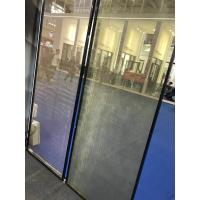 Best SGP Laminated Glass Partition With Metal Coated Polyester Mesh Fabric wholesale