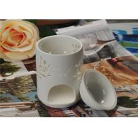 Best Wedding Tall Ceramic Candle Holders , Home Interiors Candle Holders wholesale