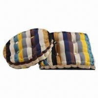 Best Canvas chair cushions in various patterns wholesale