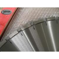 """Best High Performance 30"""" Welded Diamond Concrete Saw Blades For Cutting Coral Rock wholesale"""