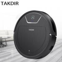 Best Dry Wet Smart Sweep Robot Remote Control Vacuum Cleaner With 2000pa Strong Suction wholesale